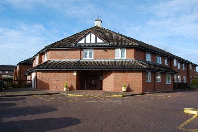 Thumbnail Flat to rent in High Street, Albrighton, Wolverhampton, West Midlands