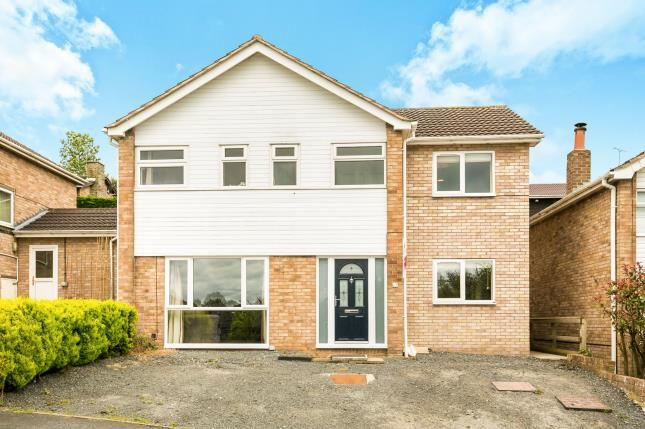 Thumbnail Detached house for sale in Hillside Road, Kelsall, Tarporley, Cheshire