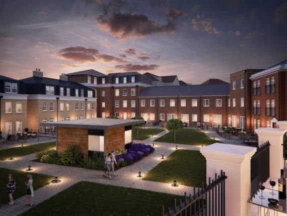 Thumbnail Flat for sale in Shirley, Solihull, West Midlands