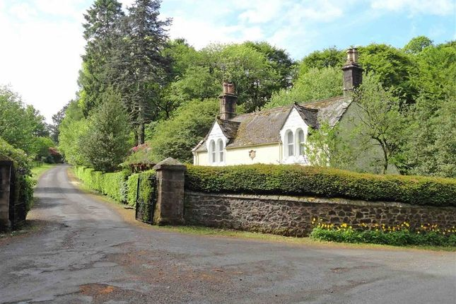 2 bed lodge for sale in Eliock, Sanquhar