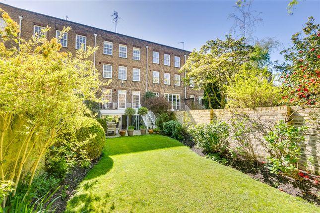 Thumbnail Terraced house for sale in Pembroke Road, Kensington, London