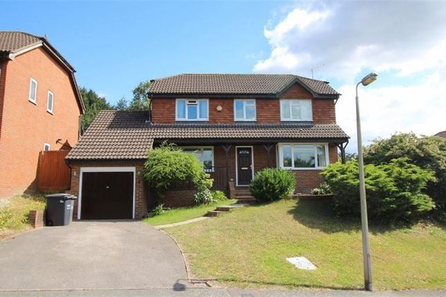 Thumbnail Detached house to rent in Griggs Way, Borough Green, Sevenoaks