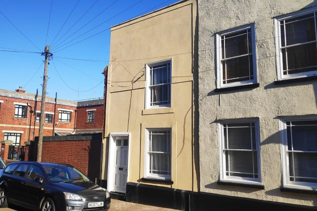 1 bed terraced house for sale in Church Street, Harwich CO12