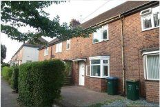 Thumbnail Terraced house to rent in London Road, Coventry
