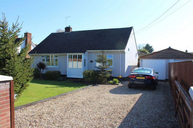 Thumbnail Detached bungalow for sale in Creech Heathfield, Taunton, Somerset