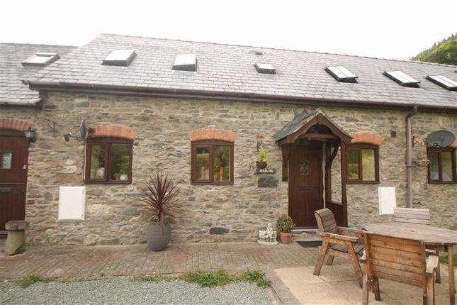 Thumbnail Barn conversion to rent in Pontfadog, Llangollen