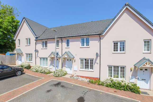 Thumbnail Terraced house for sale in Jubilee Close, Teignmouth