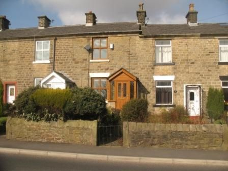 Thumbnail Terraced house to rent in Chapeltown Road, Bromley Cross, Bolton
