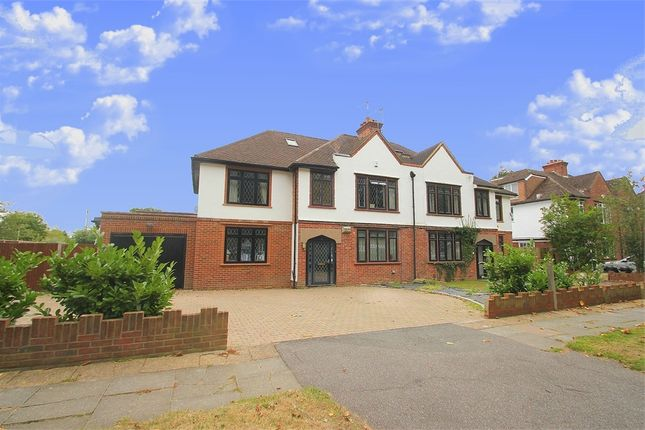Thumbnail Semi-detached house to rent in The Grove, Ickenham, Middlesex