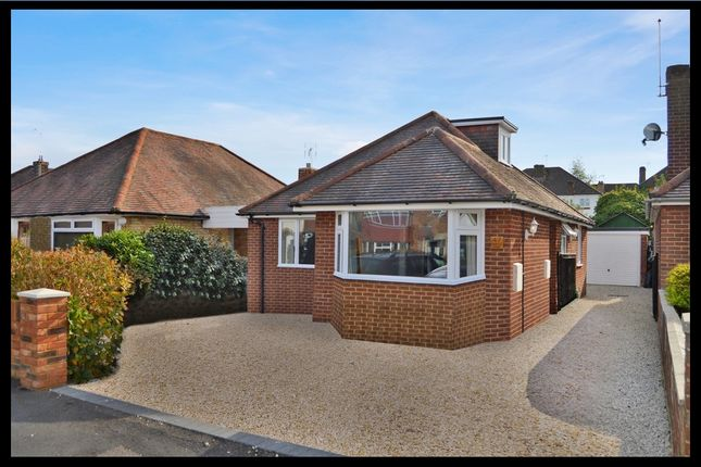 Thumbnail Detached bungalow for sale in Kinross Road, Southampton