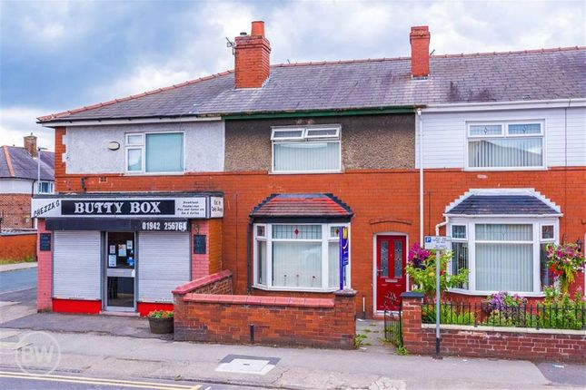 Thumbnail Terraced house to rent in Atherton Road, Hindley Green, Lancashire