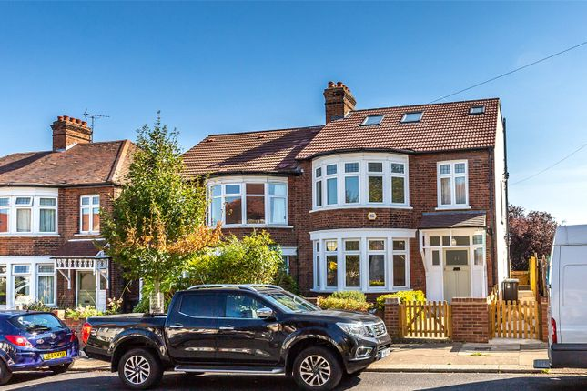 Thumbnail End terrace house for sale in Blake Road, London