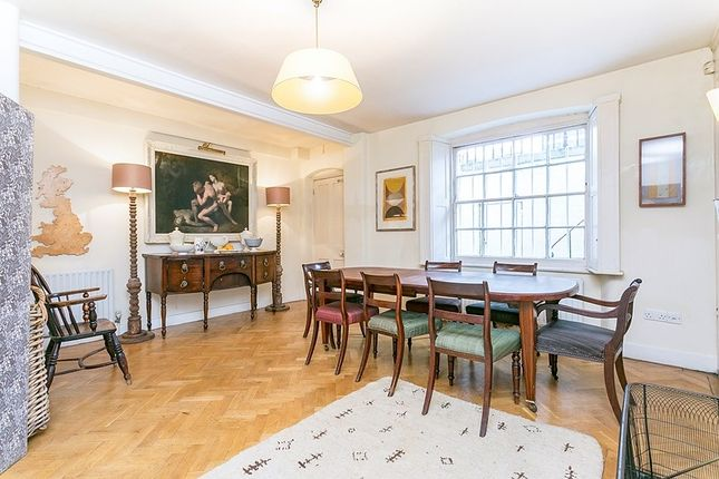 Dining Room of Regents Park Terrace, London NW1