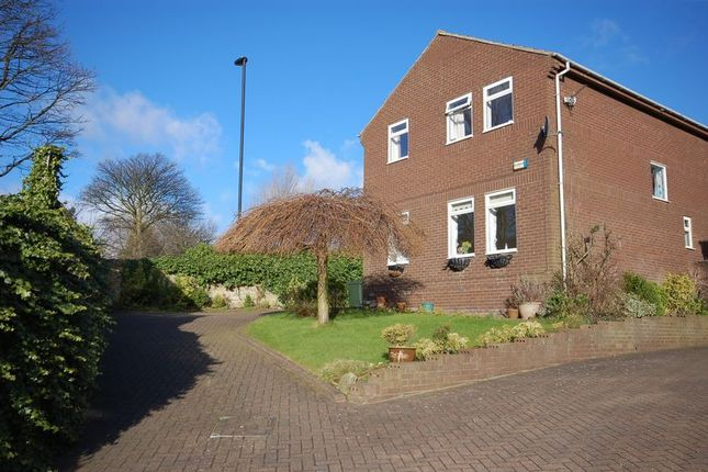 Thumbnail Detached house for sale in The Spinney, Killingworth Village, Newcastle Upon Tyne