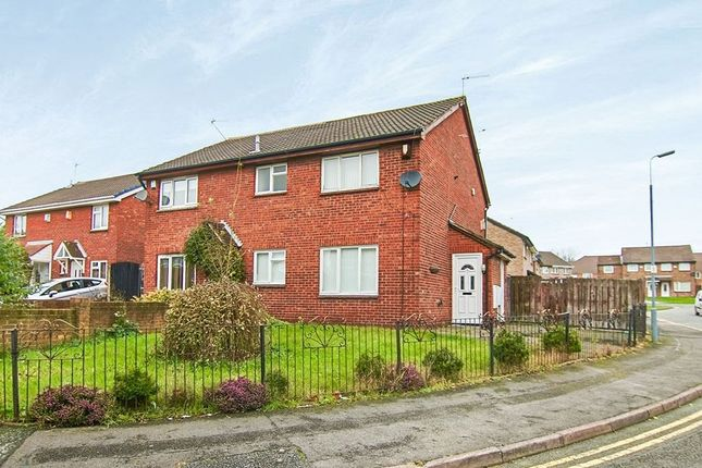 Thumbnail Property to rent in Brunswick Close, Kirkdale, Liverpool