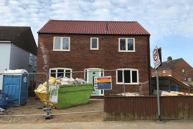 Thumbnail Detached house for sale in Sunnyside Road, Great Massingham, King's Lynn