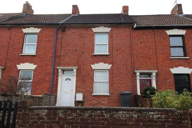 Thumbnail Terraced house to rent in Northcote Road, Bristol