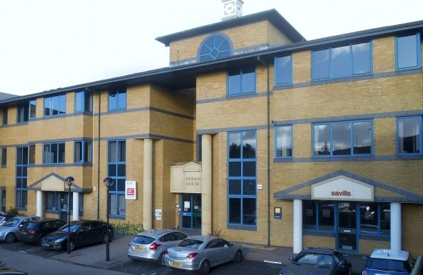 Thumbnail Office to let in Jordan House, Hall Court, Telford, Shropshire