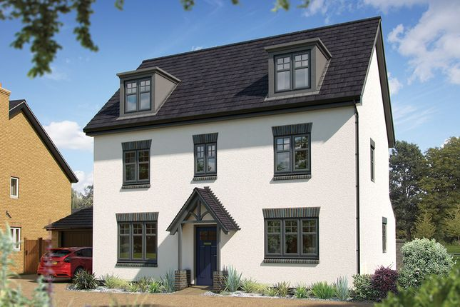 """Thumbnail Detached house for sale in """"The Yew"""" at Towcester Road, Silverstone, Towcester"""