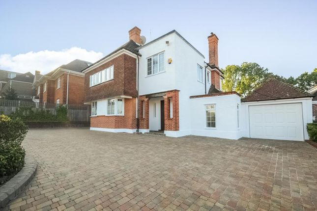 Thumbnail Detached house to rent in Hendon Avenue, Finchley N3,