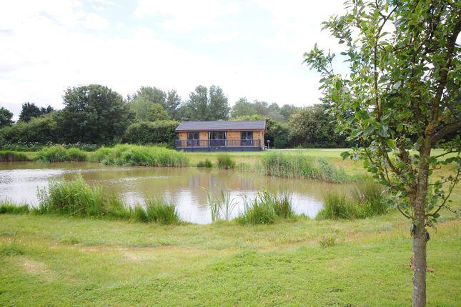 Thumbnail Detached bungalow for sale in Badger's Den, Grange Farm Park, Maltby-Le-Marsh