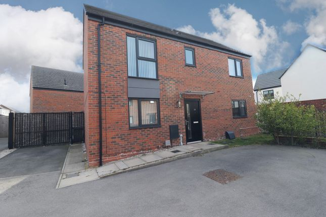Thumbnail Detached house for sale in Woodfield Way, Balby, Doncaster