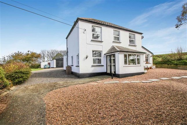 Thumbnail Detached house for sale in Hartland, Bideford
