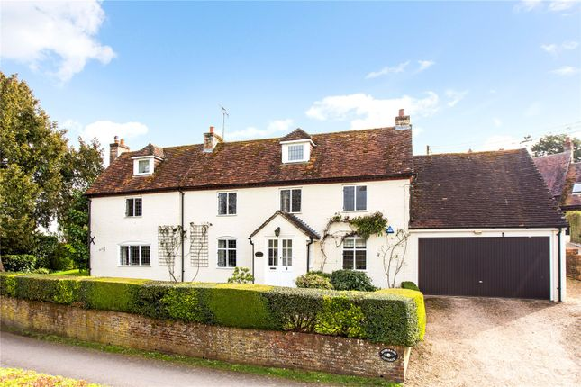 Thumbnail Detached house for sale in Church Lane, Easton, Winchester, Hampshire