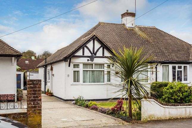Thumbnail Semi-detached bungalow for sale in Forge Avenue, Old Coulsdon, Coulsdon