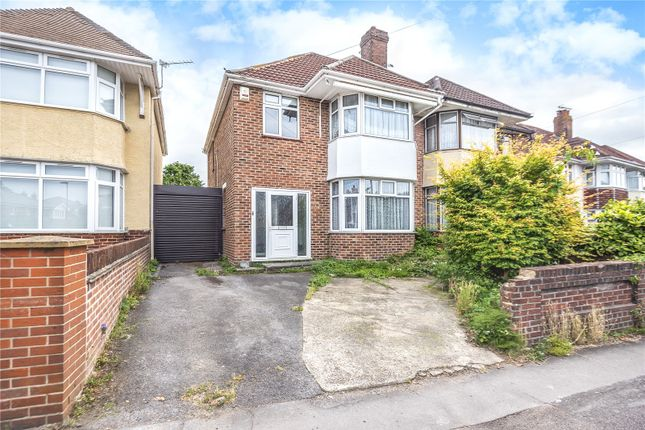 Thumbnail Semi-detached house for sale in St. James Road, Southampton, Hampshire