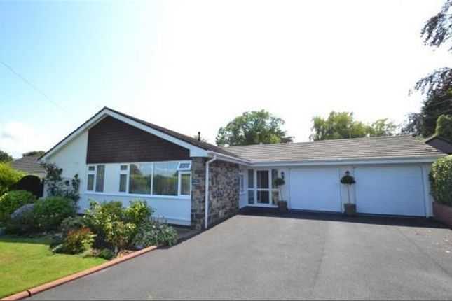 Thumbnail Bungalow to rent in Limers Lane, Northam, Devon