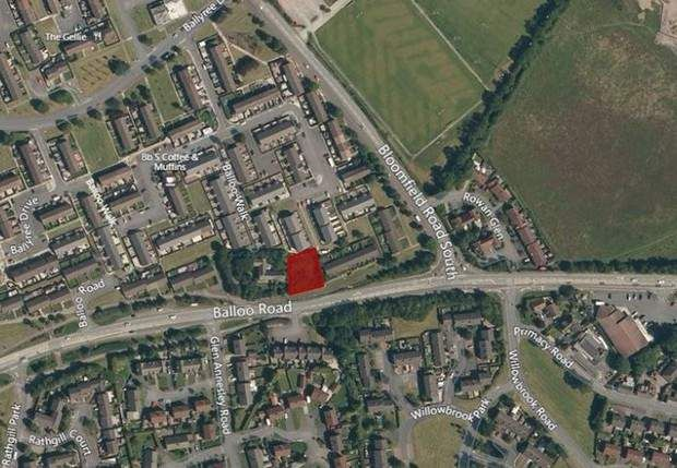 Thumbnail Land to let in Balloo Road, Bangor, County Down