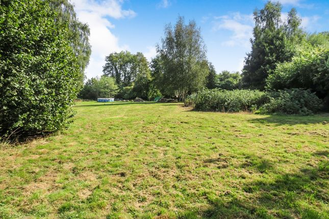 Thumbnail Land for sale in Romsey Road, East Wellow, Romsey