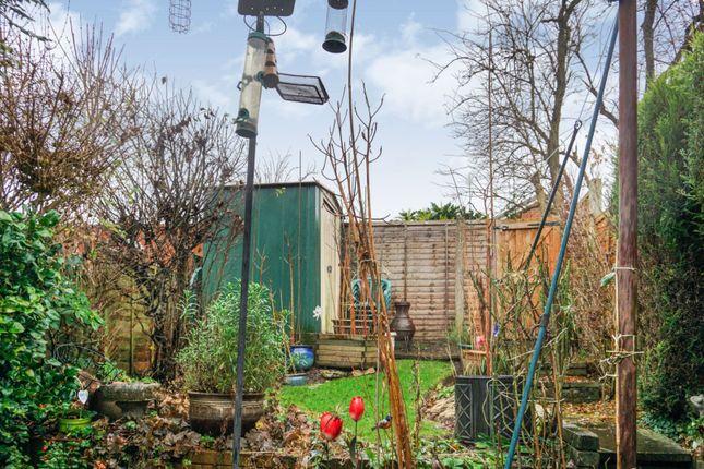 Garden of Broadway, Finchfield, Wolverhampton WV3