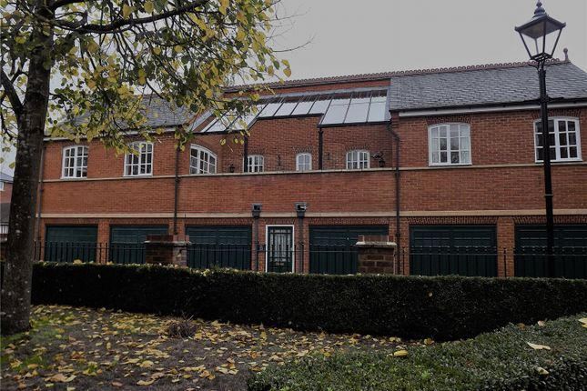 Thumbnail Flat to rent in Barley Way, Marlow, Buckinghamshire