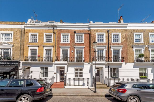 Thumbnail Terraced house for sale in St. Joseph Cottages, Cadogan Street, London