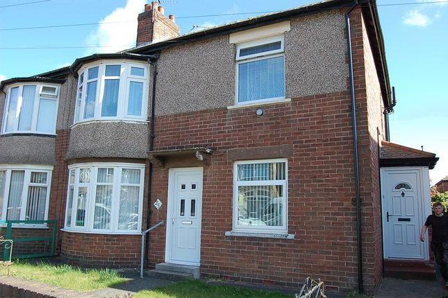Thumbnail Flat to rent in Edwin Grove, Wallsend