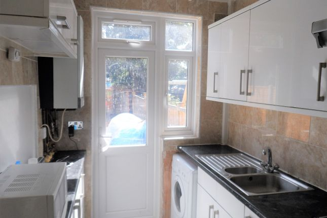 Thumbnail Terraced house to rent in Northborough Road, London