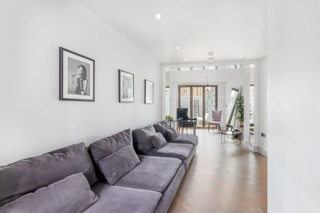 Thumbnail Town house for sale in Holmdale Road, London