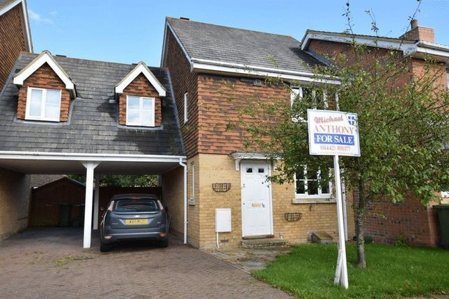 3 bed semi-detached house for sale in Windsor Road, Pitstone, Leighton Buzzard