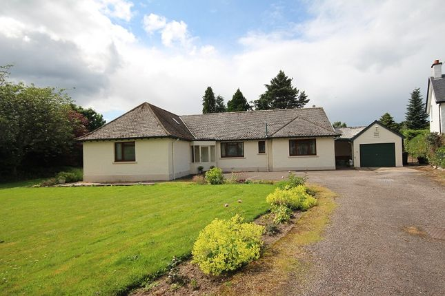 Thumbnail Property for sale in Greengables, 10 Drummond Road, Drummond, Inverness.