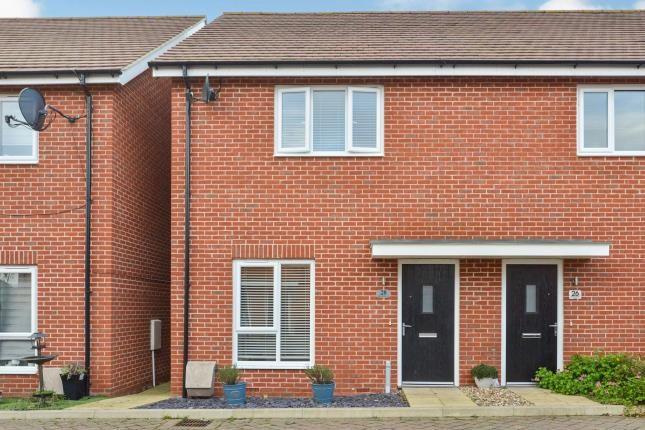 Front of Bowling Green Close, Bletchley, Milton Keynes, Buckinghamshire MK2