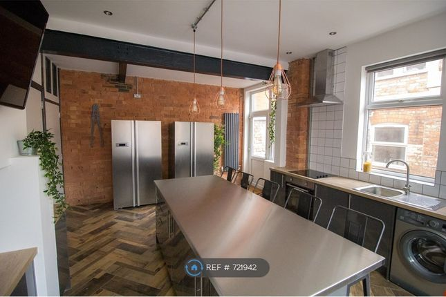 Thumbnail End terrace house to rent in Kimberley Road, Leicester