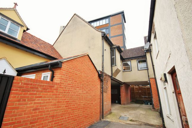 Thumbnail Flat for sale in Walters Yard, Dutch Quarter, Colchester, Essex