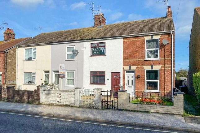 Thumbnail Terraced house to rent in Victoria Road, Lowestoft