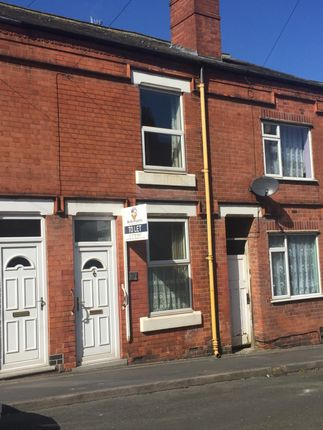 Thumbnail Terraced house to rent in King Street, Ilkeston, Derbyshire