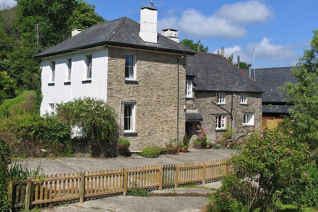 Thumbnail Farmhouse for sale in Diptford, Totnes