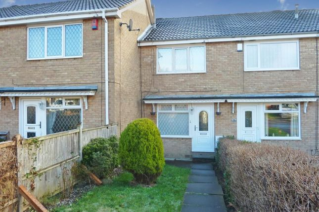 Thumbnail Terraced house to rent in New Park Croft, Farsley, Pudsey