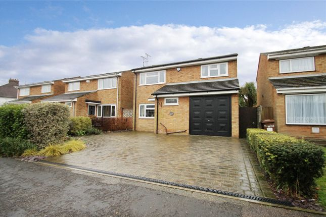 Thumbnail Detached house for sale in Rede Court Road, Strood, Kent