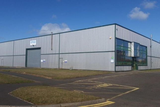 Industrial to let in Unit 1 Doxford Drive, South West Industrial Estate, Peterlee